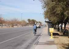 Table 5-9 Roadways and s - Bicycle s Roadways and s - Bicycle s Definition Delineated lanes for bicycle travel Suitability Collectors: Widely Used Minor Arterials: Widely Used Major Arterials: