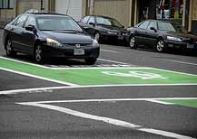 Design Innovations for the Intersections Zone Bicycle boxes are located at intersections to prevent collisions between motorists turning right and
