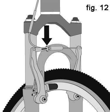 To make sure your recumbent bicycle/tricycle s brakes are set up this way, squeeze one brake lever and look to see which brake, front or rear, engages. Now do the same with the other brake lever.