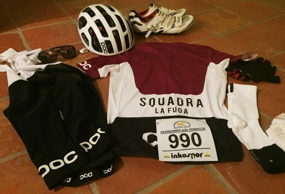 Pre-Race Training In previous years we ve started the Squadra year off with a 24 hour