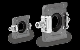 Optional ccessories Spacer for Modular Connection Use a spacer listed below when connecting modular type FF2C to 22C, M 150C to 550C. The spacer must be ordered separately.