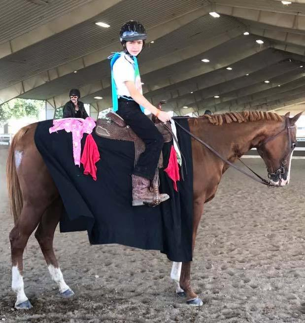 HORSE - Continued Project # and Name 174 189 Horse Projects Skill Level, Age Good Standing Rule for Fair: All 4-H and FFA horse project members must work an assigned 2-hour shift at one of the