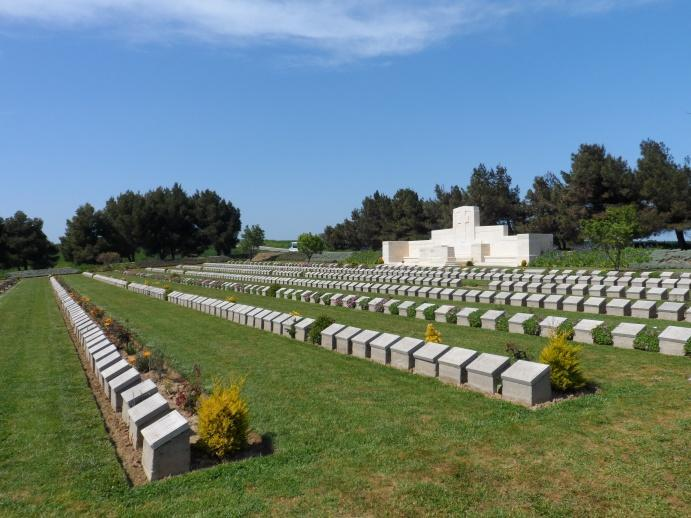 They took part in the Divisions assault on 28 June securing five trench lines. This provoked a general attack by the Turkish side along the Cape Helles front on 5 July, the Turks losing heavily.