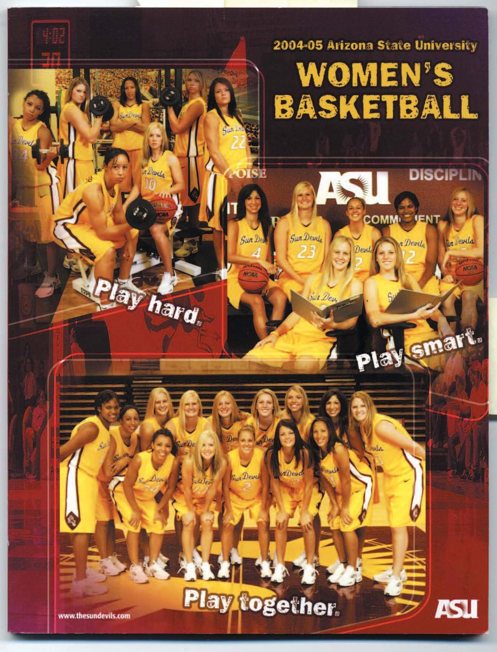 Create an advertising campaign that incorporates the five attributes of women s college basketball that attract fans to attend games.