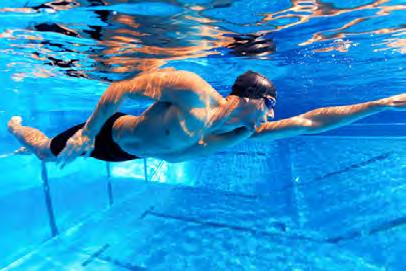 WEEK 10 WE ARE MING 1600 METRES (64 LAPS) 16 laps x2 x8 This week we are focusing on breathing. To complete this you will need a kickboard (these can be found poolside).