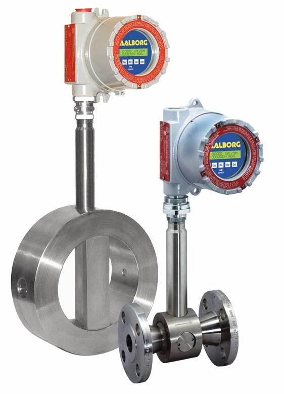 VORTEX IN-LINE FLOW METERS Design Features For Multi-Parameter Meters see mvx Principles of Operation VX No moving parts to wear or fail. Electronics can be remotely mounted up to 30.5 m (0 ft).