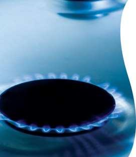 direct and distributed use of natural gas in the residential, commercial and industrial markets and