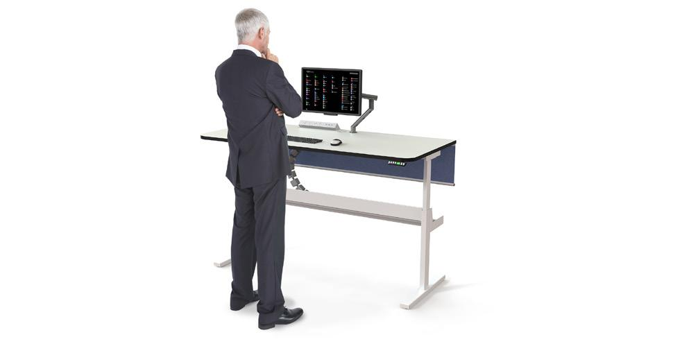 UCI s Sit-Stand Workstation Systems New New > interchange Australia Wide www.uci.com.