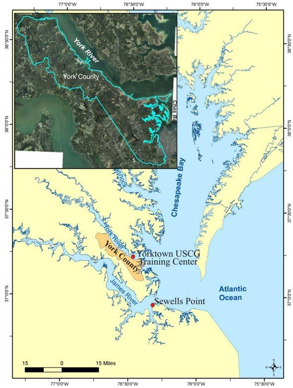 1 Introduction With approximately 85 percent of the Chesapeake Bay shoreline privately owned, a critical need exists to increase awareness of erosion potential and the choices available for shore
