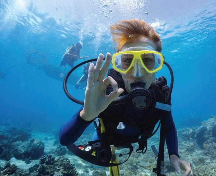 PADI Open Water Course If you always wanted to learn diving and are looking for adventures in an unknown underwater world, you can make your first step here!