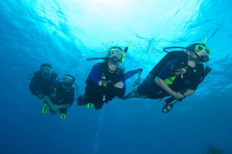 PADI Advance Open Water This course is the next step after the Open Water Diver course. Exploration, Excitement, Experiences.
