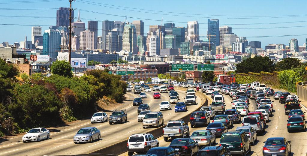 Attachment 1 Fact Sheet SAN FRANCISCO COUNTY TRANSPORTATION AUTHORITY LAST UPDATED November 2017 Addressing Congestion on San Francisco s Freeways San Francisco s transportation system faces a