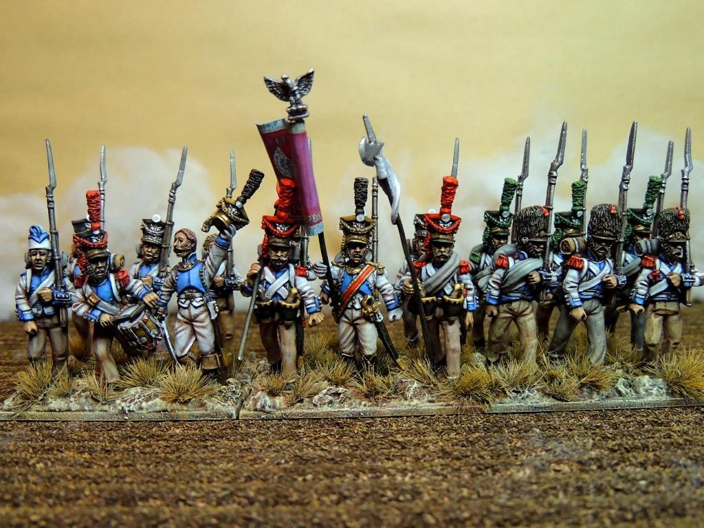Poles of the Napoleonic wars.