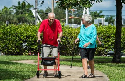 Walking Tall: Mobility Drills for Seniors