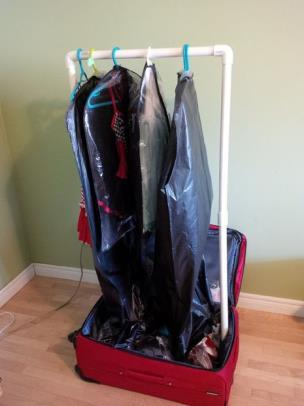 "on a $300 ""Dance Mom"" traveling vanity, then we have some great ideas for you! Below are a few amazing finds on how you can make your own traveling dance organizer."