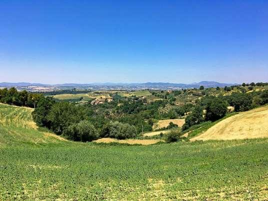 Italy Umbria in One Hotel Bike Tour 2018 Individual Self-Guided 7 days / 6 nights Are you yet to travel to Umbria? If so, you are missing out for sure!