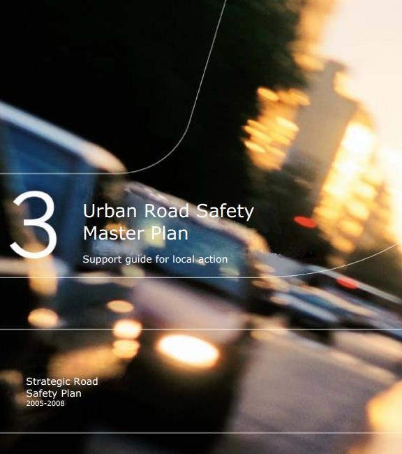 Urban road safety The Urban Road Safety Master