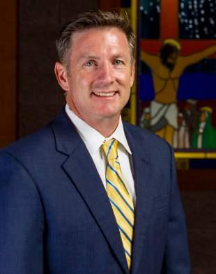An Invitation from Jim Gmelich President, Notre Dame Preparatory As a nonprofit organization, Notre Dame Prep relies upon partnerships in our community to continue its mission of strengthening the