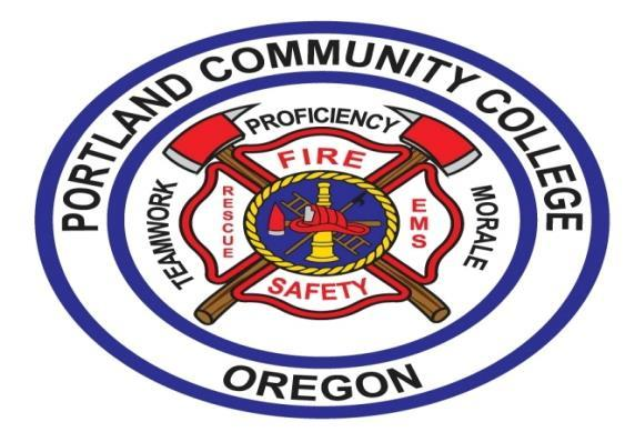 certification. Copyright 2014 by, Fire Protection Technology (FPT) Program This document is provided by FPT for use under the following provisions: 1.