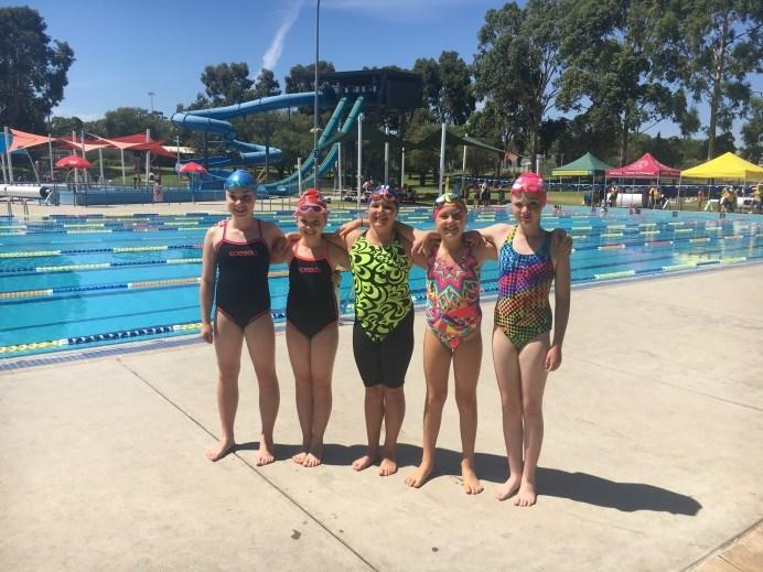 Congratulations to Zoe M, Summer N, Maddie H, Kaitlyn H and Caitlyn E who represented our school at the District SAPSASA Swimming Carnival last Friday. It was a fantastic day in and out of the pool.