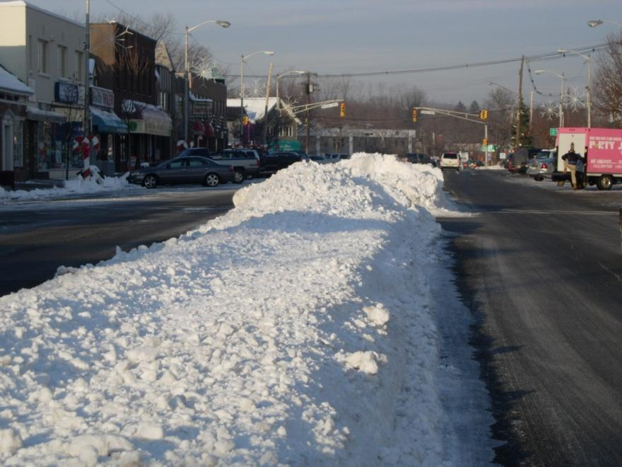 Benefits of Complete Streets: Construction/Maintenance & Operation Medians The cost of landscaping over 20 years is the