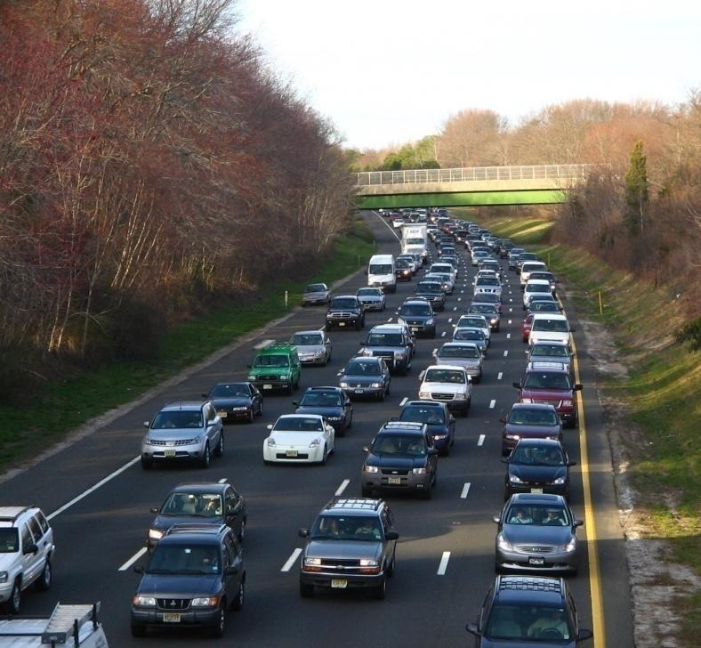 Costs of Incomplete Streets: Economic Congestion Photo source: wikipedia New Jerseyans waste more than 52 hours per year stuck in traffic The average annual cost of