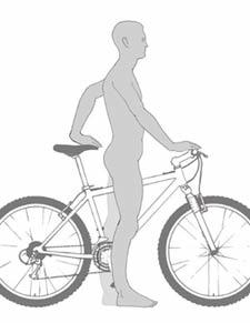 5. FIT NOTE: Correct fit is an essential element of bicycling safety, performance and comfort.