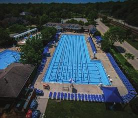 Village of Hinsdale Parks & Recreation POOL INFORMATION Hinsdale Community Swimming Pool 500 W.