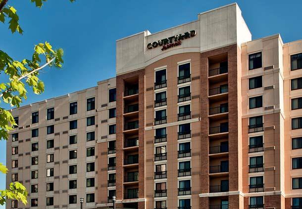 HOTELS NEARBY THE CONVENTION CENTER Courtyard Dunn Loring Fairfax Crowne Plaza Tysons Corner Address Tel Distance Website