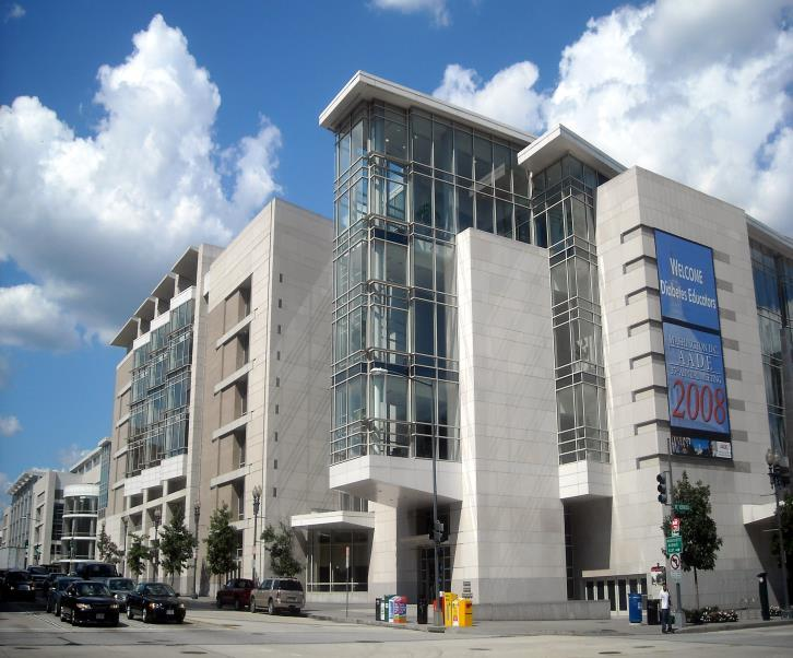 DIRECTIONS TO THE TOURNAMENT 801 Mt Vernon Pl NW, Washington, DC 20001 The Walter E. Washington Convention Center is located between 7th and 9th Streets and N Street and Mt.