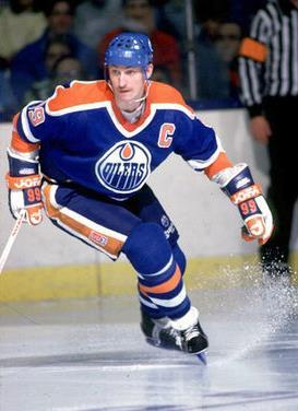 Wayne Gretzky Canadian International 1981-1999 Anticipate and predict the game actions from long-term memory.