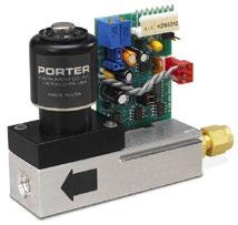 For detailed descriptions and specifications on Porter Regulators, request Catalog number FM-1057.