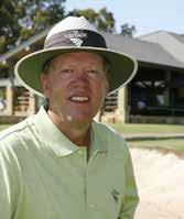 Richard Mercer Richard Mercer has been a member of the Australian PGA for over 30 years. He has played on the Australasian, Japanese and European tours (including the 1984 British Open at St.