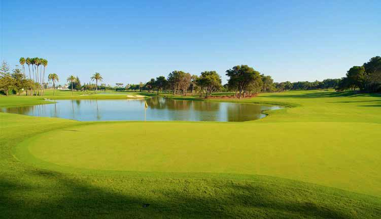 31 August - 10 September 31 August - 10 September DAY TEN MONDAY 9 SEPTEMBER DAY ELEVEN TUESDAY 10 SEPTEMBER After breakfast, short transfer (approx 45 Mins) to Golf at Sotogrande - Ranked #2 in
