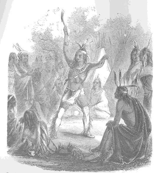 AMBUSH! North American Style By Rich Barbuto This article is a re-worked version of an article that first appeared in MWAN. For those who saw The Last of the Mohicans, who can forget the ambush scene.
