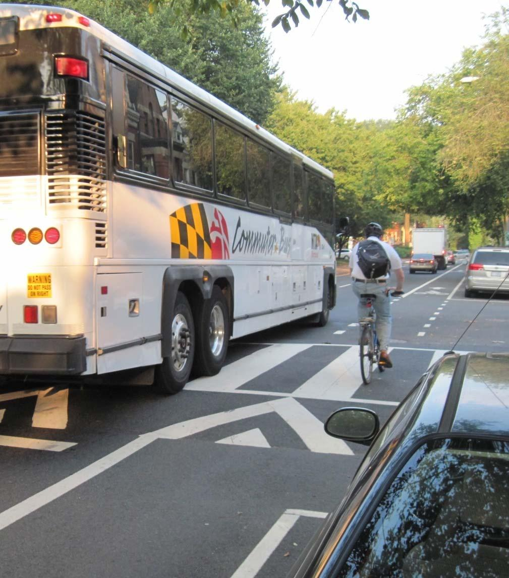 BICYCLIST AND BICYCLE LANE BASICS Allow cyclists to choose operating speed Preferred over shared lanes/wide
