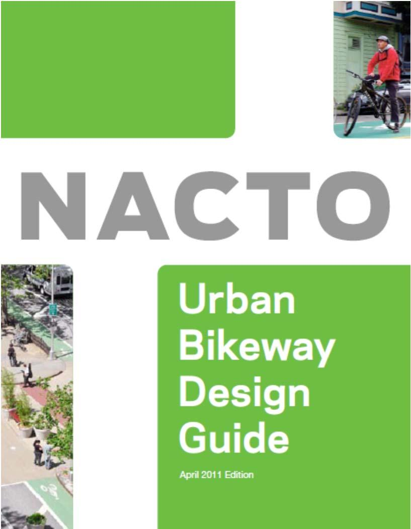 AASHTO VS. NACTO GUIDE: EITHER/OR?
