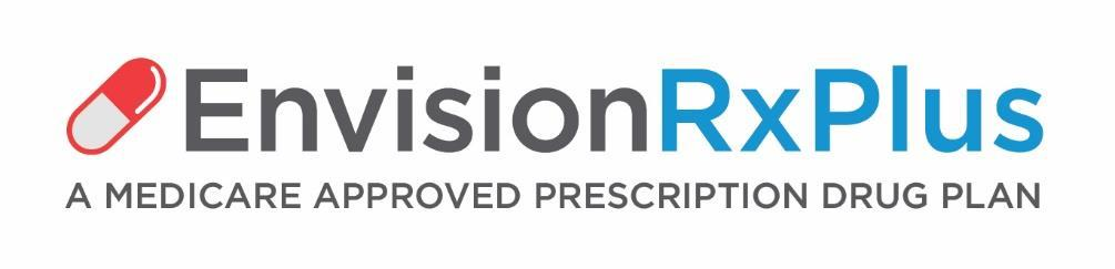 EnvisionRxPlus 018 Formulary (List of Covered Drugs) PLEASE READ: THIS DOCUMENT CONTAINS INFORMATION ABOUT THE DRUGS WE COVER IN THIS PLAN HPMS Approved Formulary File Submission 18365, Version