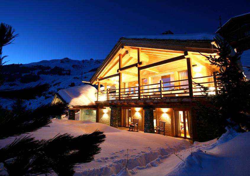 Chalet Spa, Verbier, Switzerland Property Overview Chalet Spa Luxury five bedroom chalet Excellent spa