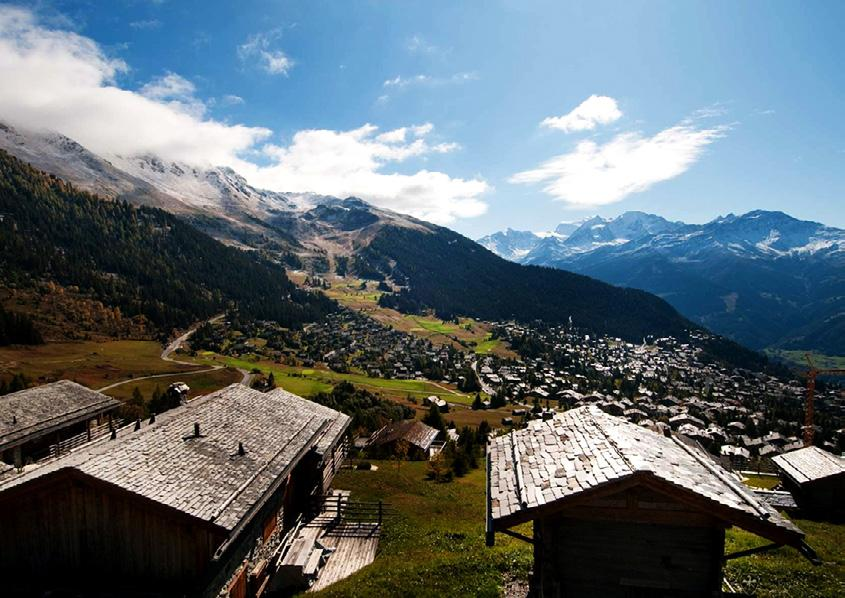 Summer Verbier is an incredibly popular dual season resort, with activities and events throughout the summer season.