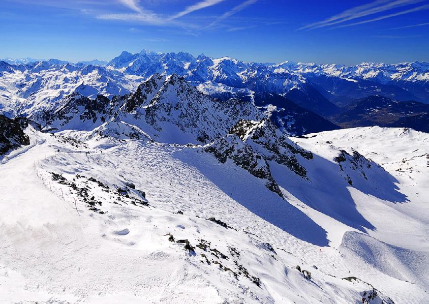 Resort Information Verbier has the largest ski area in Switzerland, and it sits on a wide, sunny, south-west facing bowl at 1500m.