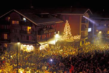 Apres-Ski Verbier s nightlife is legendary and probably the best in Switzerland.