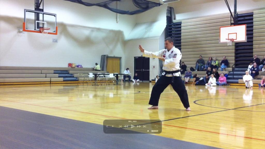 Belt in Tae Kwon Do -