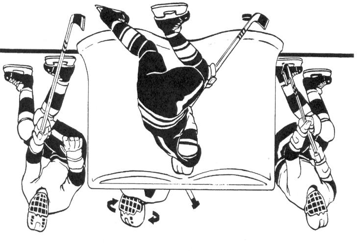 Developing Individual Defensive Skills Defensive Zone Play In Front of the Net Protect passing lanes Head on swivel Strong stance Avoid loose puck scrambles Get