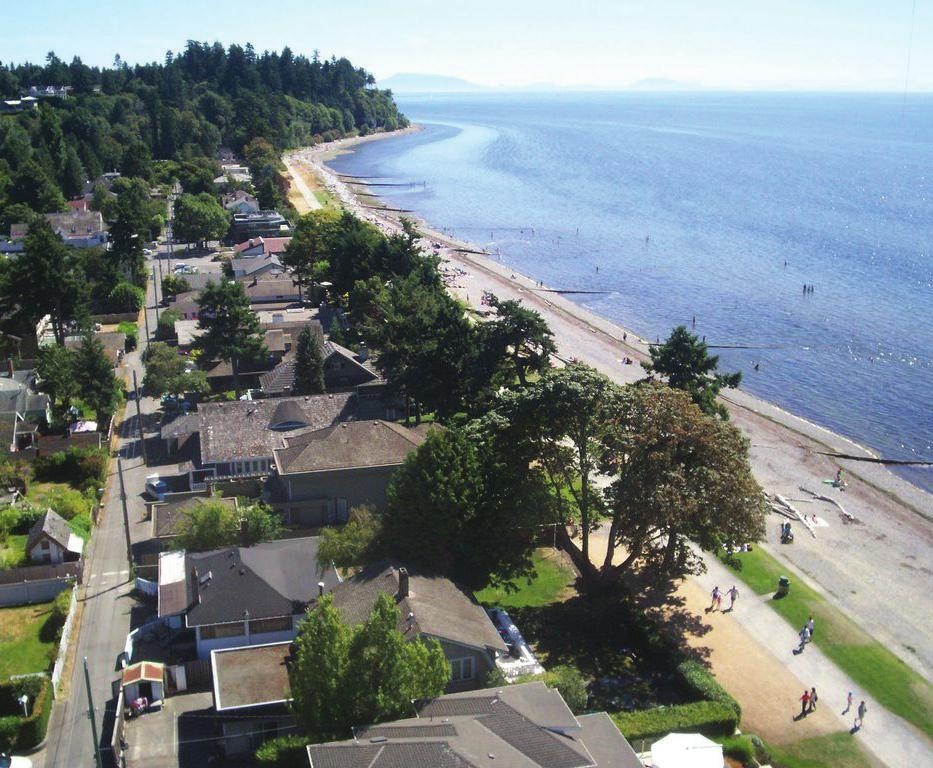 5 CLIMATE CHANGE AND CRESCENT BEACH CLIMATE CHANGE AND SEA LEVEL RISE IN COASTAL COMMUNITIES Coastal communities face numerous challenges as a result of climate change and, more specifically, sea