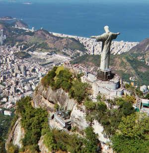 ITINERARY Football in Rio is the lifeline of all Cariocas, whose physical creativity is a marvel to behold.