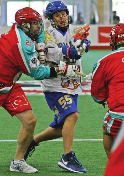 Scott McCall Larry Palumbo/Coyote Magic David May/DEphoto Federation of International Lacrosse FIL OVERVIEW The Federation of International Lacrosse (FIL) was established in August of 2008 in a