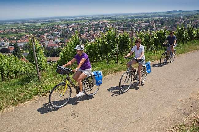 Germany - Mainz to Strasbourg Bike and Barge Tour (2018) Individual Self-guided 8 days / 7 nights The enormous cathedrals in Speyer, Worms and Mainz are impressive witnesses of a 1000 year old