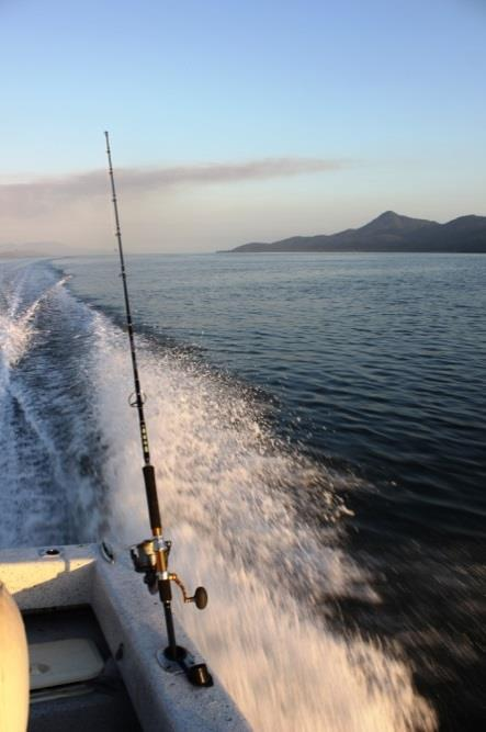 The Tournament The Cardwell Barra Bonanza is a two day sports fishing competition held annually at the end of October to coincide with the close of the Barra season.