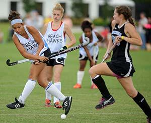 the 36th Annual National Field Hockey Festival is the largest Field Hockey event in the world.